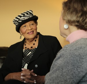 Photo courtesy the Alma Adams for Congress website